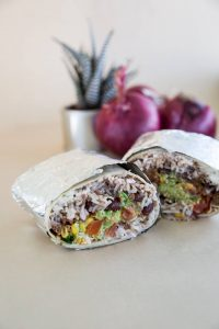 Guacamole - Burritos