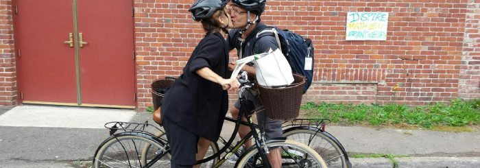 Bicycle dating